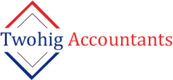 Twohig Accountants in Douglas Cork Logo