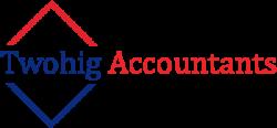 Twohig Accountants in Douglas Cork Logo